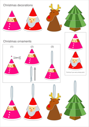 How To Make A Paper Cone For Candy